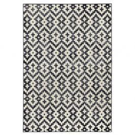 Covor Zala Living Duo, 70 x 140 cm, negru - alb