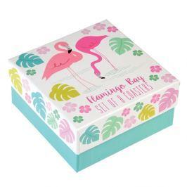 Set 8 suporturi pentru pahare Rex London Flamingo Bay