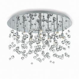 Lustră Evergreen Lights Drops Chrome, ⌀ 40 cm