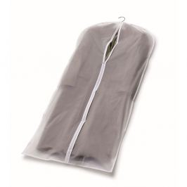 Husă de protecție pentru haine Cosatto Ice, 137cm, alb