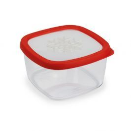 Caserolă Snips Snowflake, 1,5l, roșu