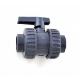 ROBINET APA PVC HOL(FI)-HOL(FI) D.1/2'' PN16