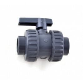 ROBINET APA PVC HOL(FI)-HOL(FI) D.3/4'' PN16