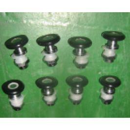 KIT ROLE PT. CABINA DUS PT. CADA/CABINA KUBIK (K-9013) (1set = 8 role) D.25mm