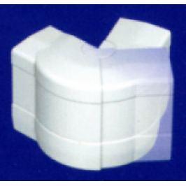 COT EXTERIOR JGHEAB PVC 53X100 MM RAPID 45 ALB