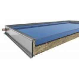 PANOU SOLAR PLAN CALPAK, PRESURIZAT, M4-HIGH SELECTIVE, 2.1MP, 1.5kW