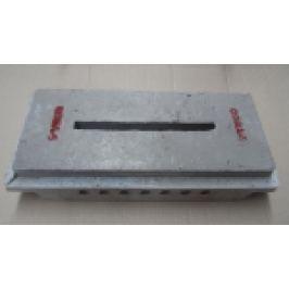 DUZA CERAMICA PT. CAZAN VISION OG-30 kW; VG-80,100kW 535x250x100 MM