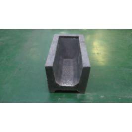 DEFLECTOR CERAMICA PT. CAZAN VISION OG-20 kW, 370x210x200 MM