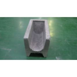 DEFLECTOR CERAMICA PT. CAZAN VISION OG-30 kW, 370x210x250 MM