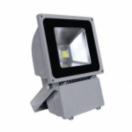 PROIECTOR LED EXTERIOR L370xW290xH80MM 80W 230V LUMINA RECE