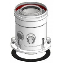 ADAPTOR VERTICAL KIT COAXIAL CONDENSARE NOVA FLORIDA 60/100MM, CU PRESETUPE