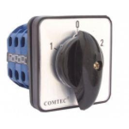 COMUTATOR CU CAME 1-0-2 3P/3 ETAJE 63A