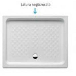 CADITA DUS CERAMICA DREPTUNGHIULARA, L.100xA.70xH.10cm