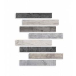 FAIANTA ADDICTILE WOOD GREY 7.1X60 CM