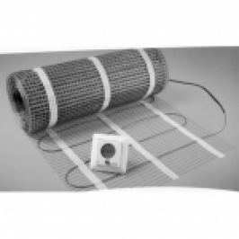 COVORAS INCALZIRE PARDOSEALA,EFSE150 CU TERMOSTAT EFET130 6MP(0,5X12M),150W/MP,GROSIME 2,5mm