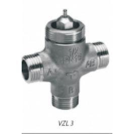 VANA CU 3 CAI VZL3, NC COMPATIBIL TWA-ZL DN15, Kvs 1.6MC/H