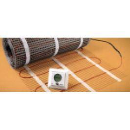 COVORAS ELECTRIC INCALZIRE PARDOSEALA,EFSE CU TERMOSTAT, 150 W/M², 2 M² (0,5 X 4 M)