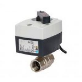 VANA CU SERVOMOTOR AMZ 112,2 CAI, 220V, ON/OFF, 1 1/4""