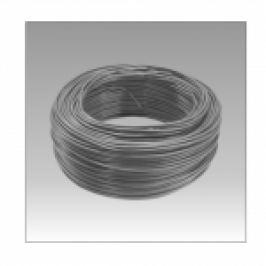 CONDUCTOR CUPRU RIGID H07V-U (FY) CU IZOLATIE PVC NEGRU, 1X1.5mmp