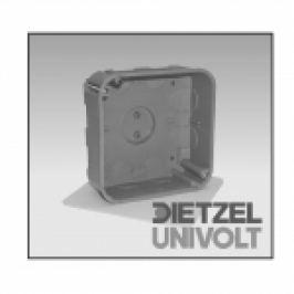 DOZA DE DERIVATIE RIGIPS DIETZEL 107X107X52 MM