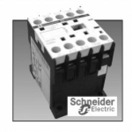CONTACTOR 3P UB=230V AC LC1K 6A 2,2KW 1ND