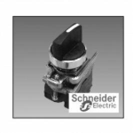 SELECTOR METALIC XB4 3 POZITII FIXE I-0-II 2ND D22
