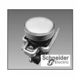 LAMPA SEMNALIZARE CU LED 230V AC XB4 ALBA