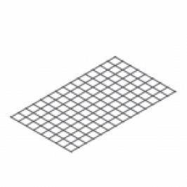PLASA SARMA UPONOR CLASSIC CU OCHIURI DE 10CM, 2100X1200X3MM