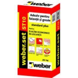 ADEZIV WEBER ST10 PT FAIANTA-GRESIE DE INTERIOR, GRI [SAC 25kg]