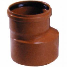 REDUCTIE PVC CU GARNITURA PT CANALIZARE D.160x125mm