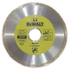 DISC DIAMANTAT CONTINUU 'DeWALT' PT. TAIERE FINA-USCATA IN MATERIALE DURE D.125x1.6 mm