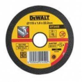 DISC ABRAZIV 'DeWALT' PT. TAIERE METAL 180x3mm