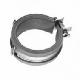 COLIER MET CU GARNITURA, PRINDERE IN SURUB PT FIXAREA TEVILOR DIN PLASTIC M8 D31-35mm