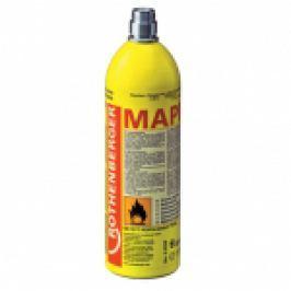 BUTELIE 'MAPP-GAS' PENTRU LIPIRI TARI, 2400 gr.C, 750 ml, PTR.ARZATOR 'SUPER FIRE' sau 'POWER'