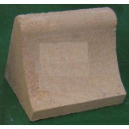 CERAMICA REFRACTARA FOCAR TIP L (2546) PT. CAZAN GAZEIFICARE ORLAN 60-130kW, 252x160x176(30)mm