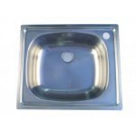 CHIUVETA INOX PE BLAT AIX 610 (INCLUDE VENTIL SI PREAPLIN), L.42xA.50cm