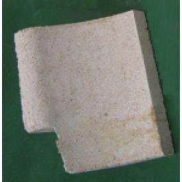 CERAMICA REFRACTARA FOCAR TIP L (2546L, st) PT. CAZAN GAZEIFIC. ORLAN 25,40kW, 252x160x176(30)m