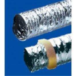 TUB FLEXIBIL, ALUMINIU, PTR VENTILATIE D.125mm, L = 2,5m