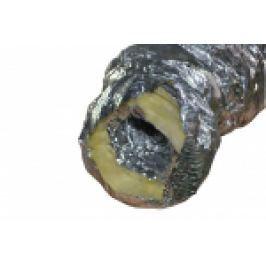 TUB FLEXIBIL IZOLAT VENTILATIE, D.125mm, L=7,6m