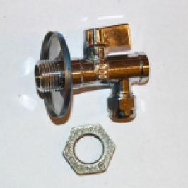 ROBINET SUBLAVOAR CU BILA, FLTRU SI ROZETA 1/2 FE X 3/8 X 10 mm