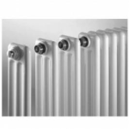 ELEMENT CALORIFER DIN OTEL TUBULAR COMBY, 5 COLOANE, ALB, H=300mm, 292x189mm, 67W
