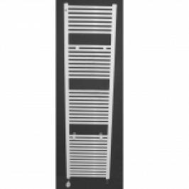 CALORIFER DIN OTEL PENTRU BAIE SAN REMO, DREPT, ALB, 450x1703mm, 921W