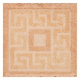 DECOR PALACE TOZZETTO GRECA LEV. ROSA 2x2cm