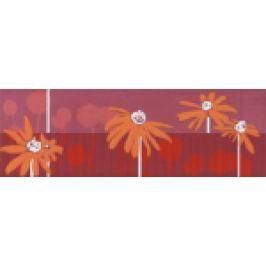 PLACA DECOR MERIBEL AMARANTE 20x59.2cm