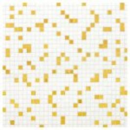 MOZAIC PRINCE WHITE [1X1] 32.2X32.2 CHIT GEL 1101 - Inclus