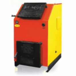 CAZAN ATMOSFERIC DIN OTEL PT. INCALZIRE CU COMBUSTIBIL SOLID, DOMINANT EXTRA, 75 KW