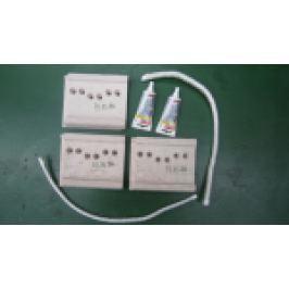 SET CERAMICA FOCAR (ELEMENT AER PRIMAR), 3buc, PT. CAZAN VITOLIGNO 100-S, 25-80KW