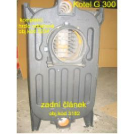 ELEMENT POSTERIOR PT. CAZAN G300