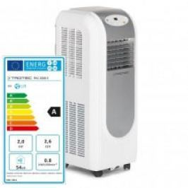 Aer conditionat portabil Trotec PAC 2000E Capacitate 7.000 Btu Debit 330mc/ora Telecomanda Display Pentru 26mp