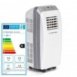 Aer conditionat portabil Trotec PAC 2600E Capacitate 9.000 Btu Debit 230mc/ora Telecomanda Display Timer Pentru 32mp